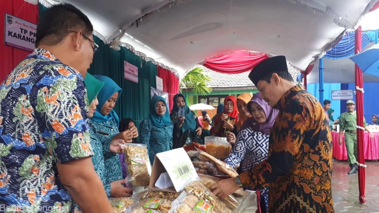 Pasar Murah Dalam Rangka Hut Demak ke 519