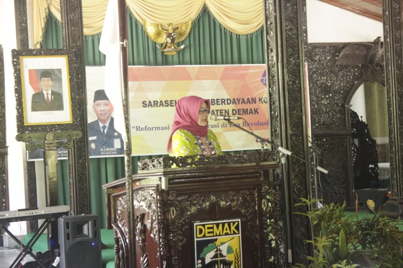 Sarasehan Pemberdayaan Koperasi, ajang silaturahmi gerakan Koperasi di Kabupaten Demak