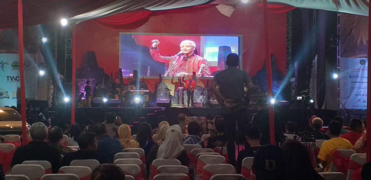 Kegiatan Pameran Jateng Fair