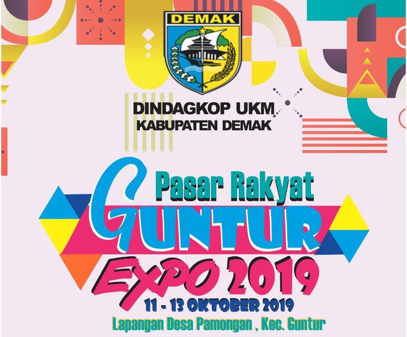 Pasar Rakyat Guntur Expo 2019