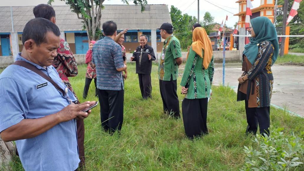 Kunjungan dan Survei Lapangan Untuk Persiapan Pasar Murah