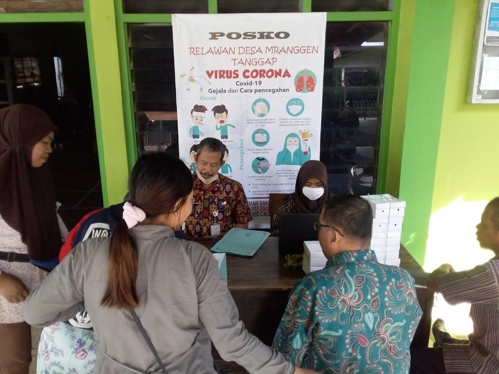 Sosialisasi Relokasi Pedagang Pasar Krempyeng  Pondok Majapahit 2 ke Pasar Mranggen