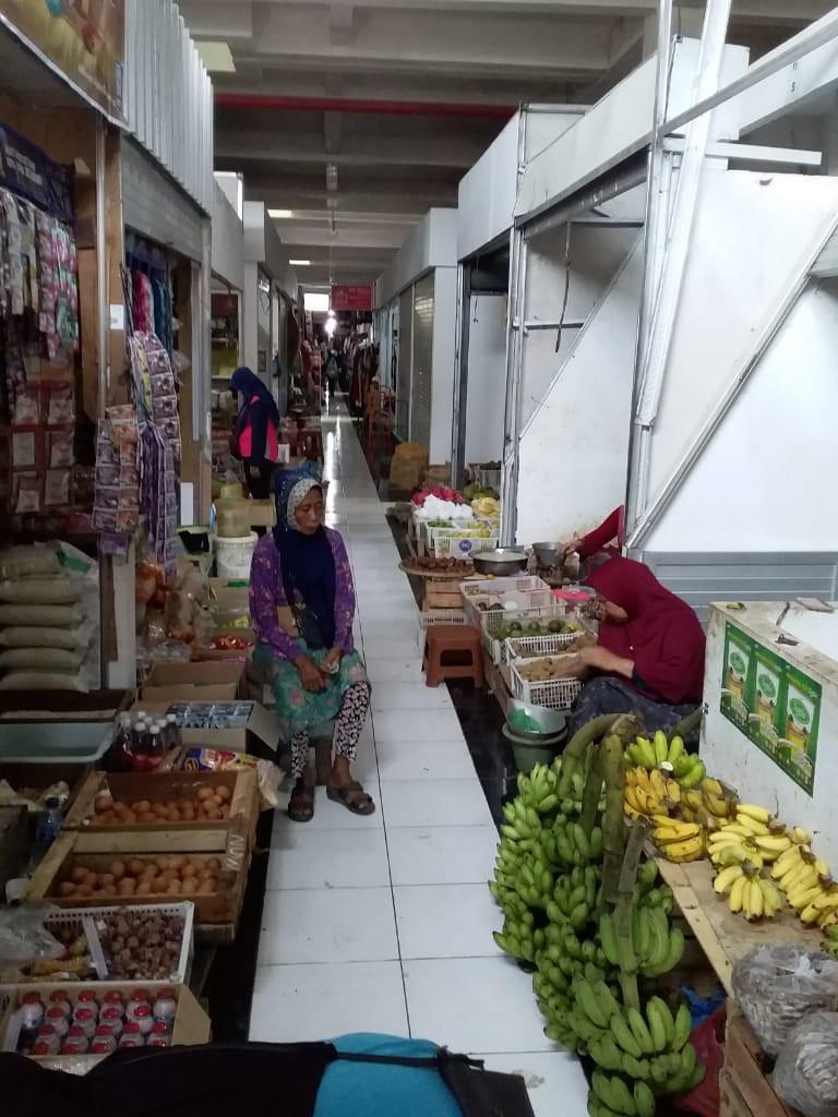 Pemeriksaan Kebersihan Pasar Mranggen Periode Bulan Maret 2020